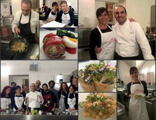 """Corso Gambero Rosso """"La cena della Vigilia""""  Chef Gioacchino Gaglio"""