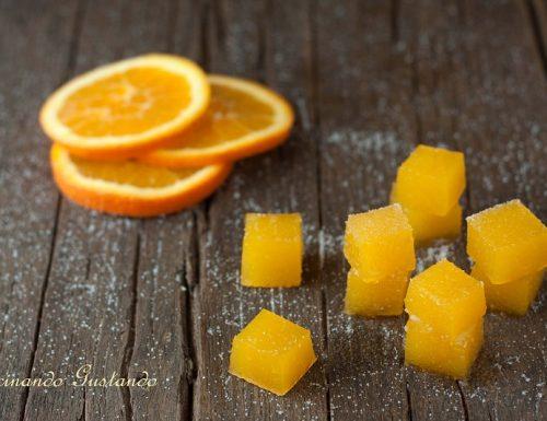 Caramelle gommose alla frutta