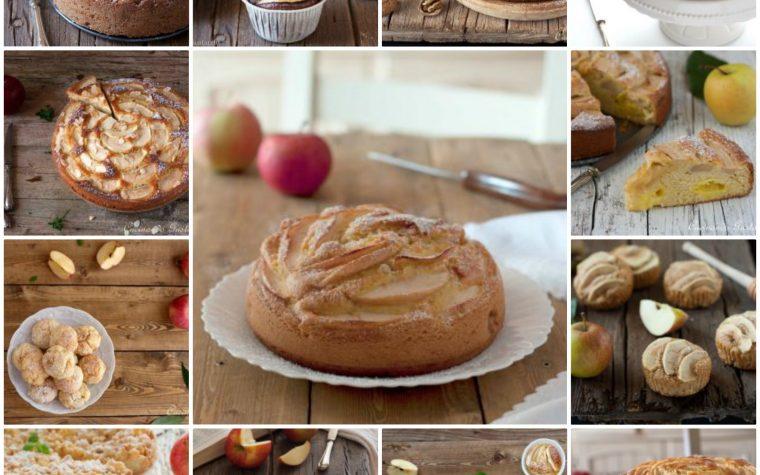 Raccolta ricette di dolci con le mele semplici e gustose
