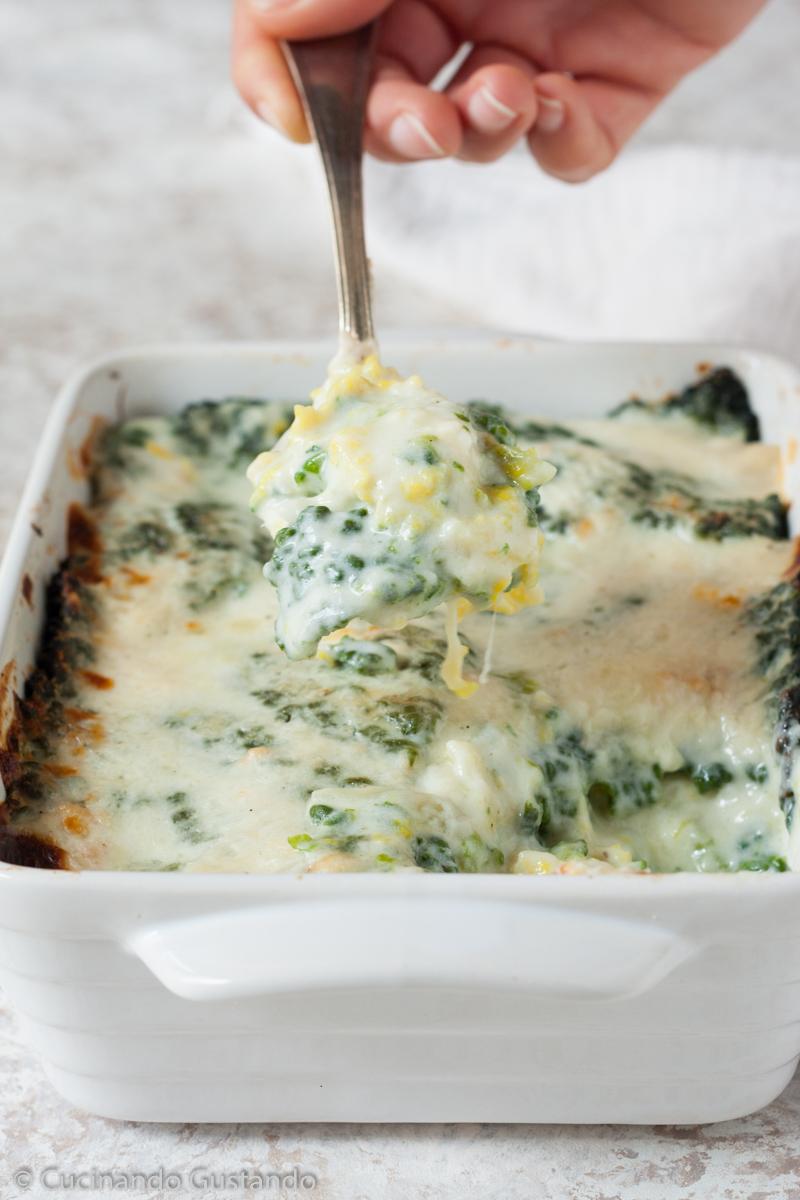 lasagne verza