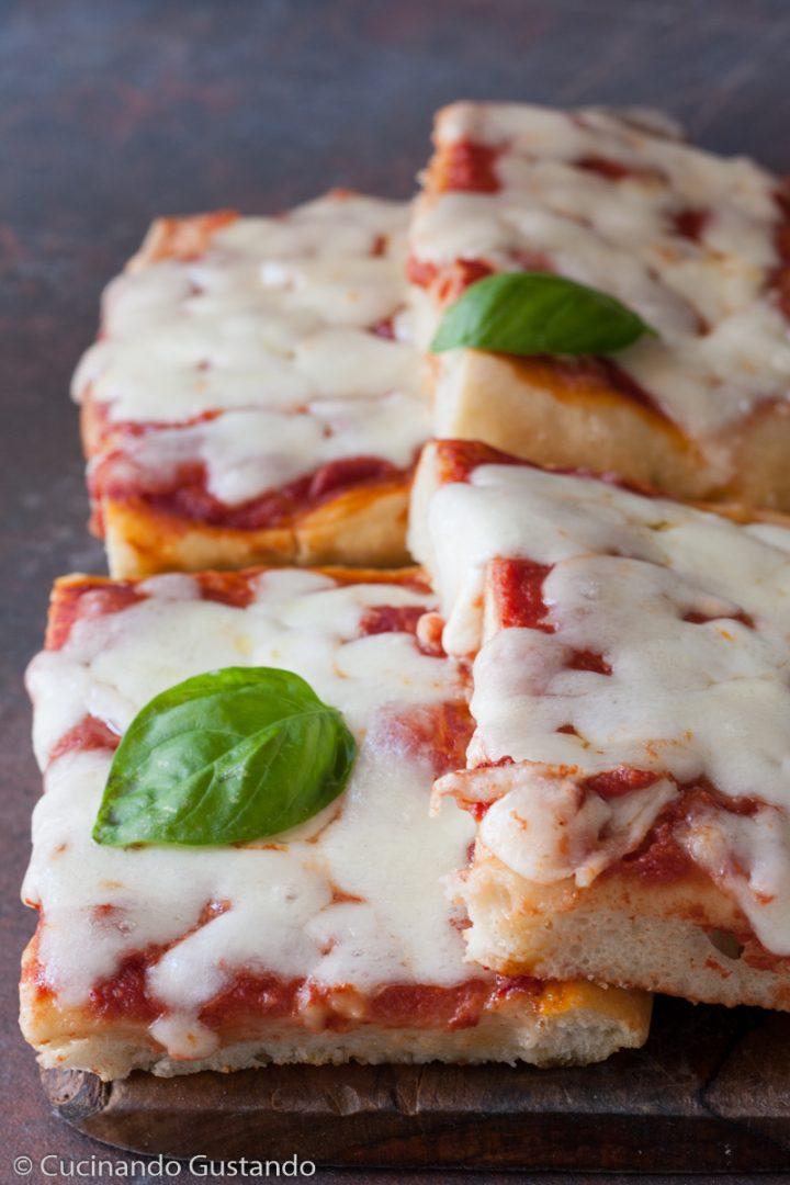pizza 48 ore lievitazione