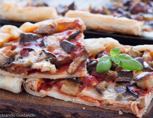 Torta rustica alla parmigiana