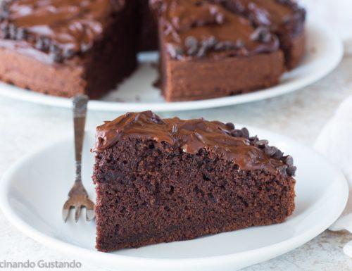 Chocolate cake morbidissima