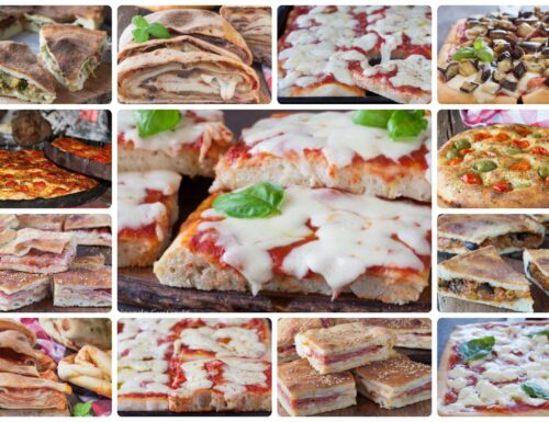 Ricette pizze e focacce