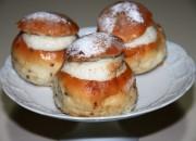 Biscotti di san Martino ripieni di ricotta