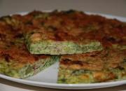 Frittata di broccoli al forno
