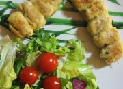 Involtini di pollo alla messinese