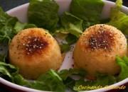 Sformatini di patate con cuore cremoso