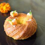Le Camille: soffici mini cake con arancia, carote e mandorle!