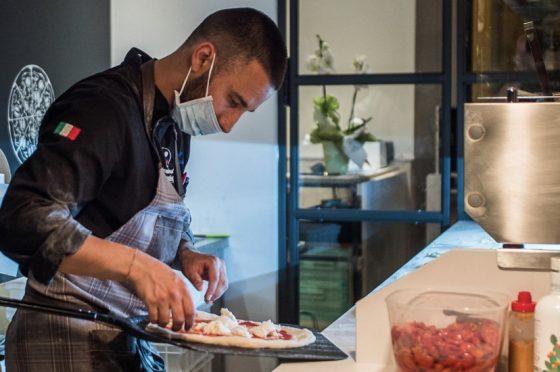 Davide Cavalera: giovanissimo e talentuoso Pizza Chef!