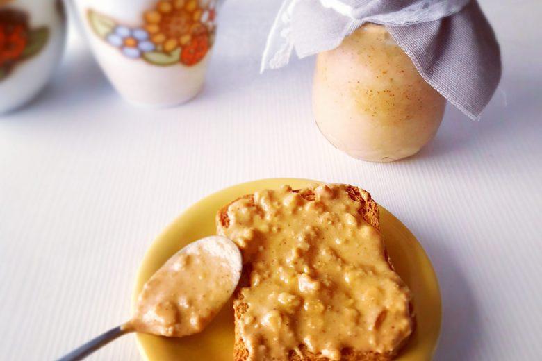 Burro di arachidi (crunchy)