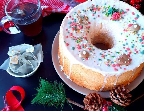 Angel cake CON Glassa al limone