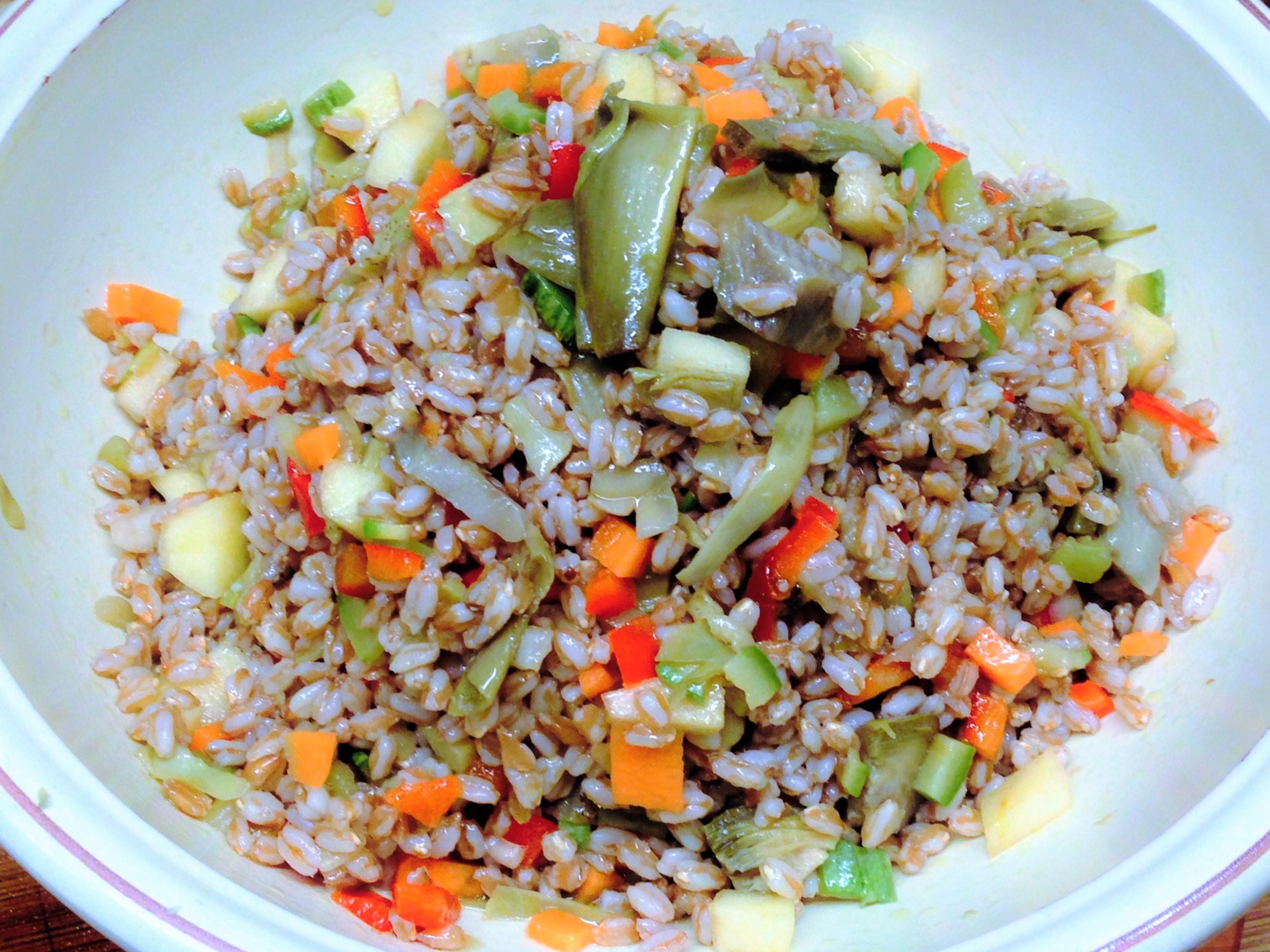 Preferenza Ricette Insalata di verdure cotte - Le ricette di GialloZafferano OK99