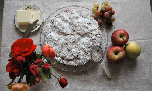 La perfetta torta di mele
