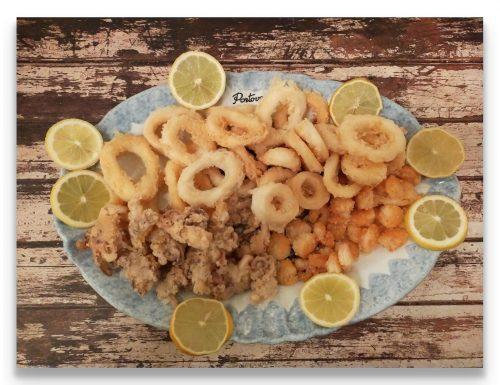 Fritto misto senza glutine