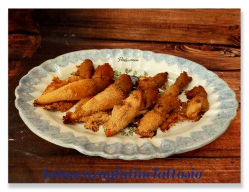 Calamari ripieni senza glutine