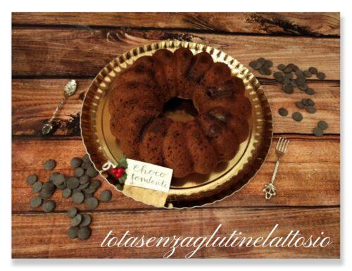 Torta golosa senza glutine