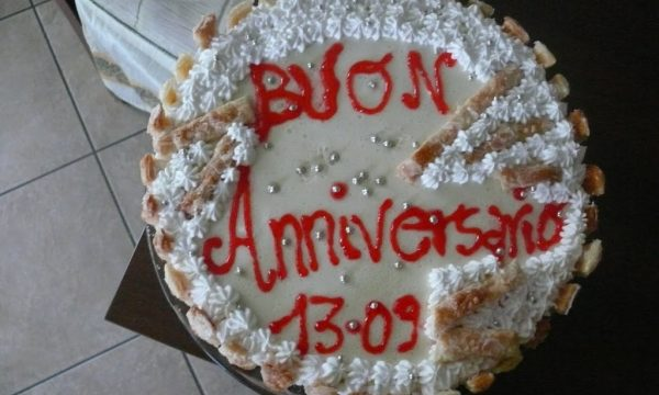 Buon anniversario!