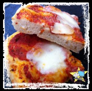 Pizza alta o focaccia nella tradizione italiana