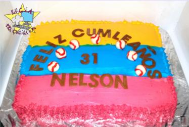 torta venezuela