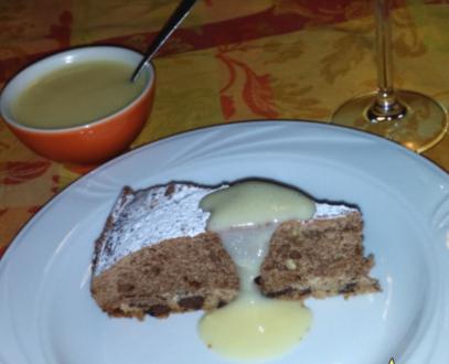 Torta cookie cioccolato e noci – Ricetta Golosa