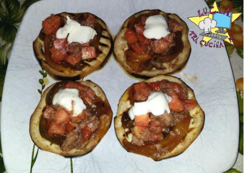 Bruschette di melanzane – ricetta light