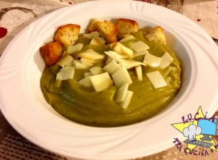 Vellutata di broccoli e patate