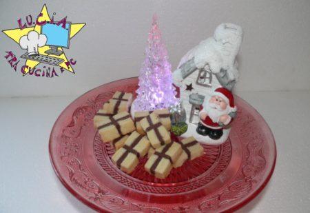 Biscotti pacchetto regalo – Sablees