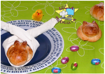 Decorare la tavola di Pasqua