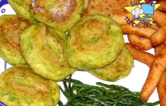 Polpette di patate e asparagi – Cottura in forno