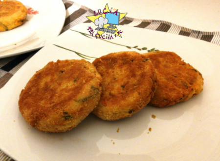 fish burger di Melissa (easy Peasy)