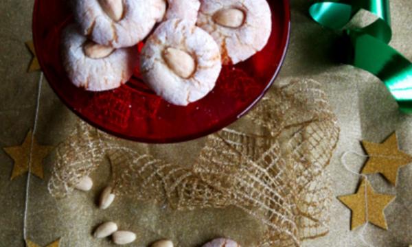 Paste di mandorle – ricetta bimby