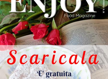 Enjoy Food Magazine – n°8