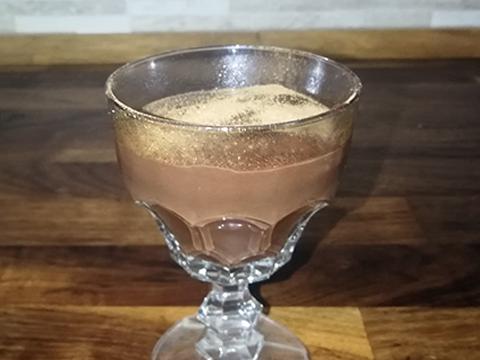 Cioccolata in tazza – Bimby
