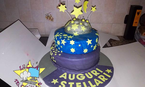 Torta Spaziale