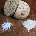 Sforniamo il pane segale e farro!