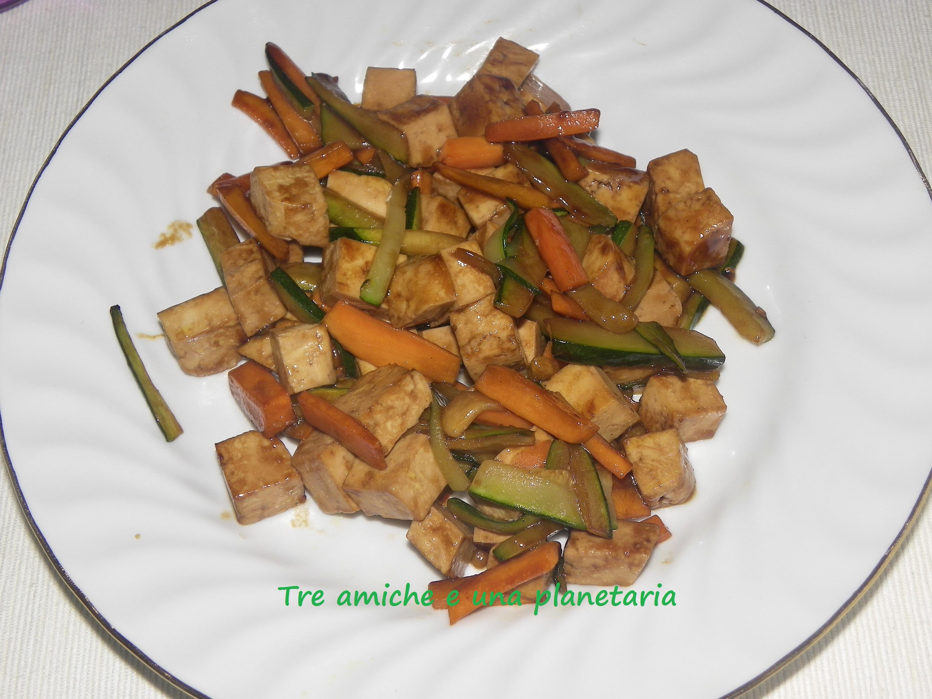 tofu teraiyaki