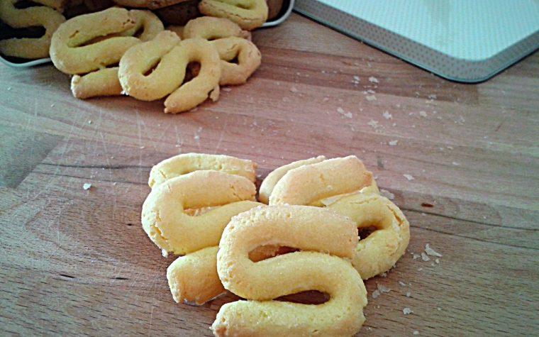 Biscotto di Ferrara con solo tre ingredienti