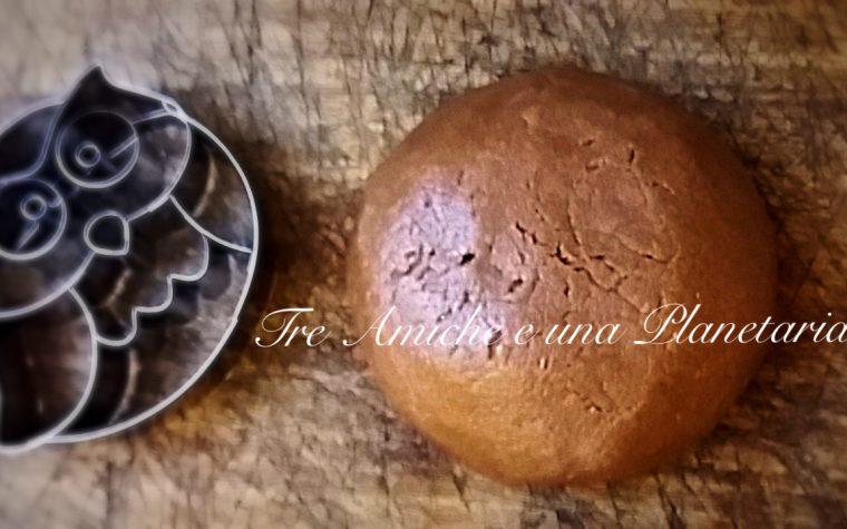 Pasta frolla alla Nutella