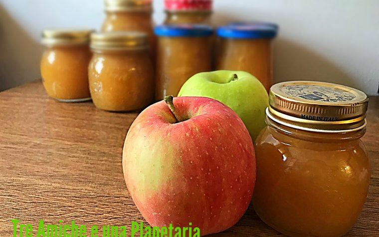 Marmellata di mele dello chef AleSani