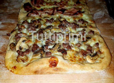 PIZZA IN TEGLIA – Ricetta Impasto by Gabriele Bonci – Senza Impastatrice