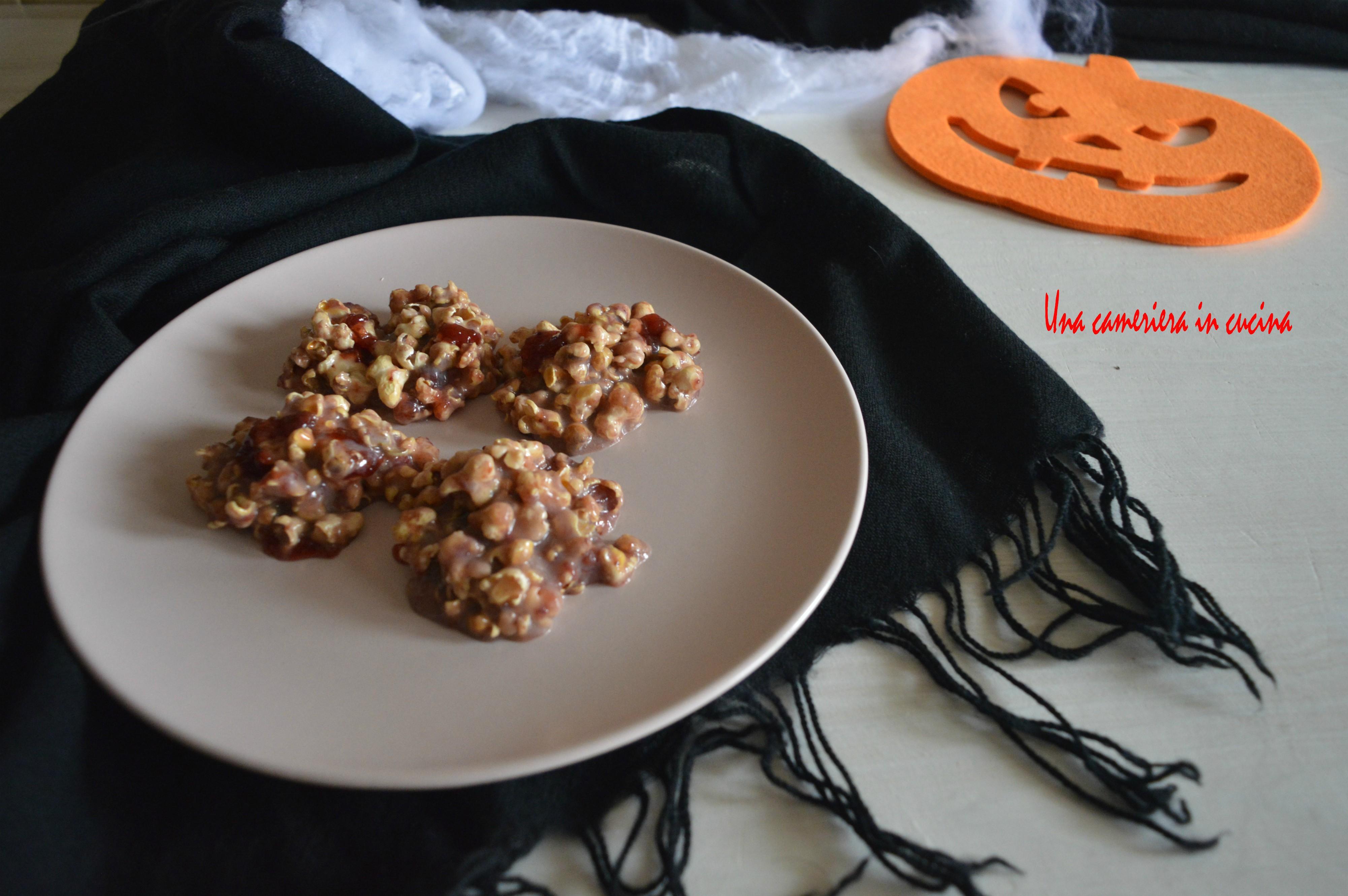 Dolci Halloween.Cervella Dolci Ricetta Di Halloween