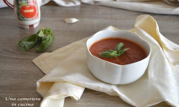 Sugo ai pomodori pelati – ricetta facile