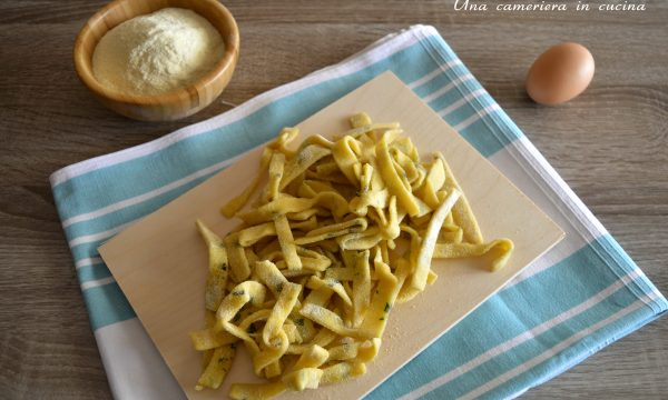 Scialatielli – ricetta campana