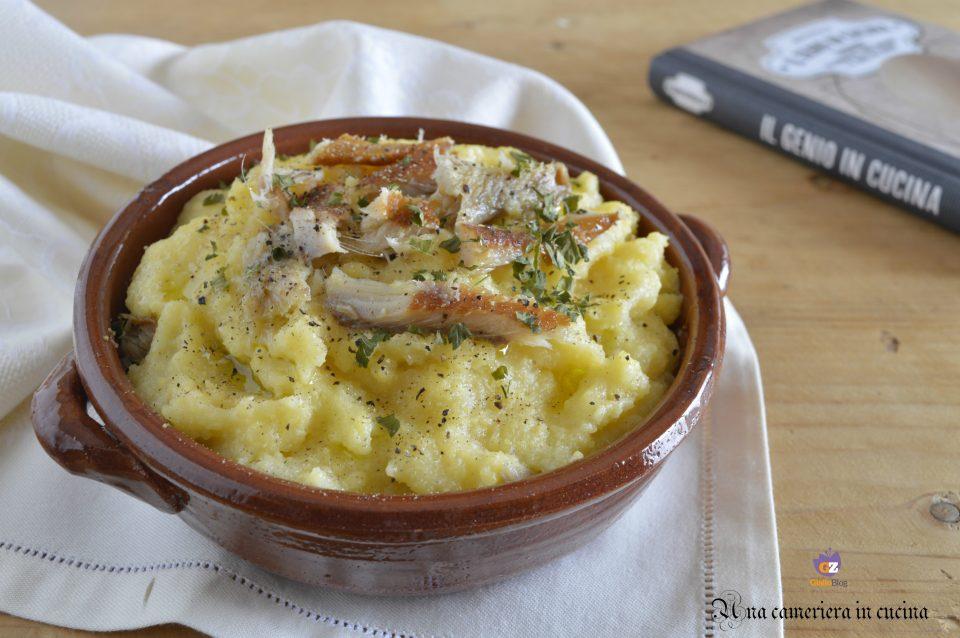 polenta-aringhe