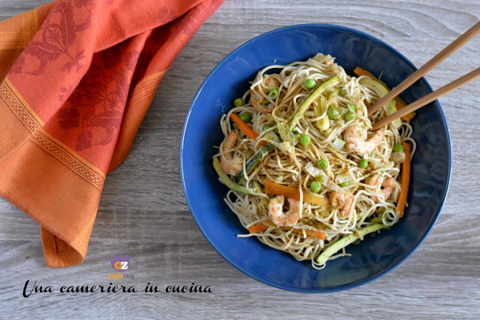 spaghetti-cinesi-mazzancolle