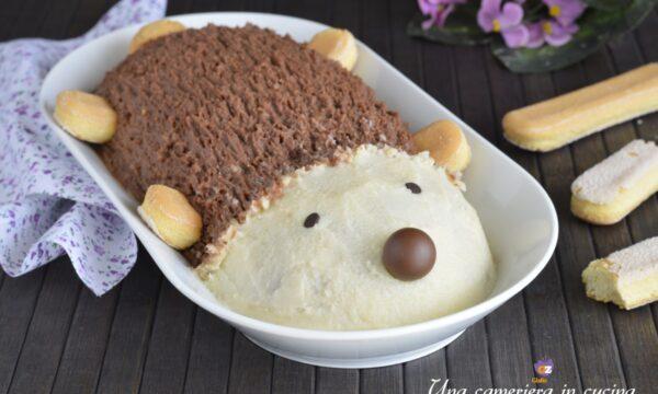 Porcospino dolce della nonna con besciamella