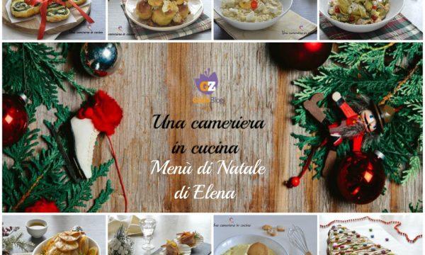 Menù di Natale di Elena