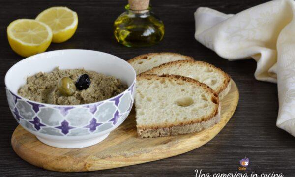Tapénade – salsa francese con tonno e olive