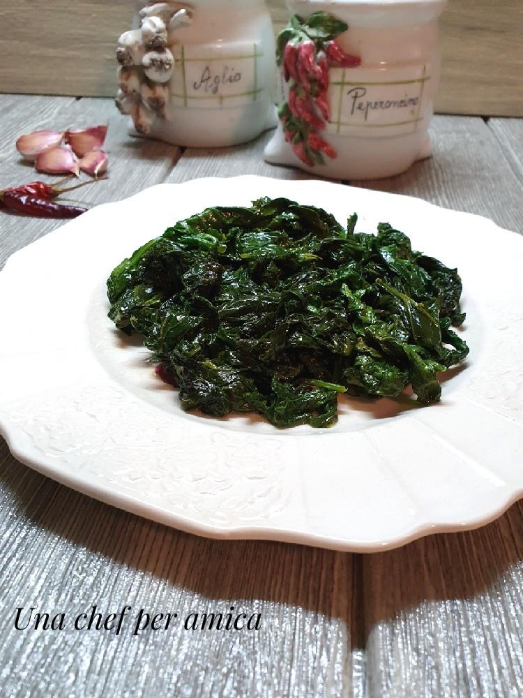 Friarielli ricetta tradizionale napoletana